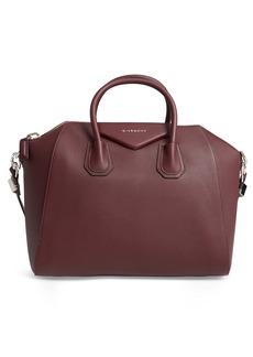 Givenchy Medium Antigona Sugar Leather Satchel
