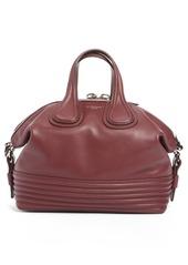 Givenchy Medium Nightingale Leather Satchel
