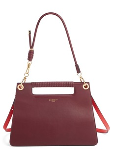 Givenchy Medium Whip Leather Top Handle Bag