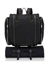 Givenchy Men's Camper Backpack & Neoprene Blanket