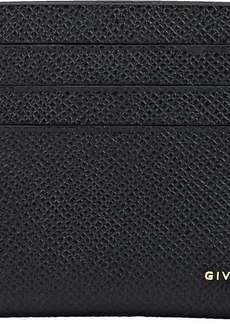 Givenchy Men's Eros Card Case - Black