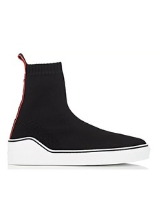 Givenchy Men's Knit & Mesh Sneakers