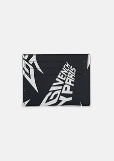 Givenchy Men's Leather Card Case - Black