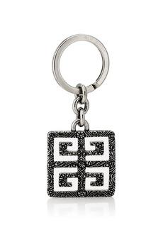 Givenchy Men's Logo 4G Key Chain