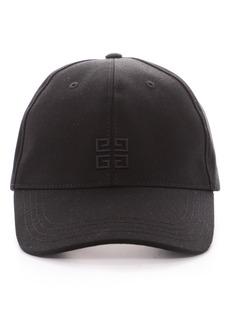 Givenchy Men's Logo Embroidered Baseball Cap