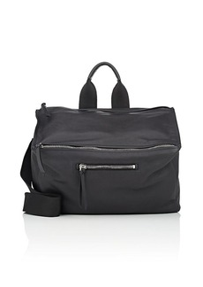 Givenchy Men's Pandora Leather Duffel Bag