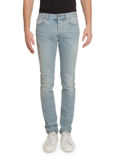 Givenchy Men's Skinny-Fit Light-Wash Jeans