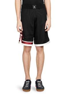 Givenchy Mesh Bermuda Shorts