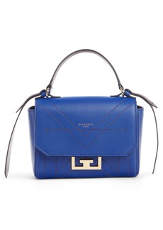 Givenchy Mini Eden Leather Top Handle Bag