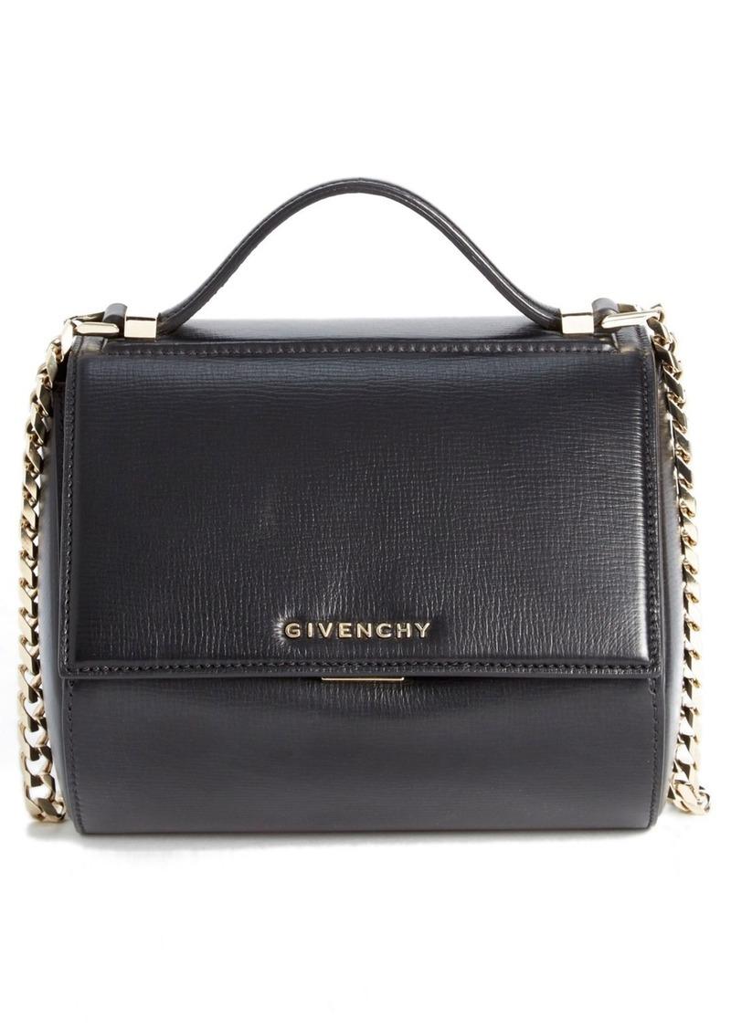 Givenchy Givenchy  Mini Pandora Box - Palma  Leather Shoulder Bag ... 2ae763e5900d3