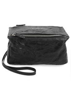 Givenchy 'Mini Pepe Pandora' Leather Shoulder Bag