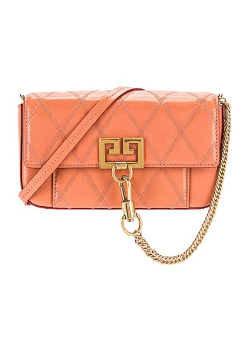 Givenchy Mini Pocket Chain Bag