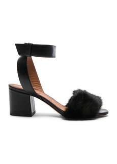 Givenchy Mink Paris Heels
