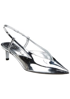 Givenchy Mirror Slingback Leather Pump