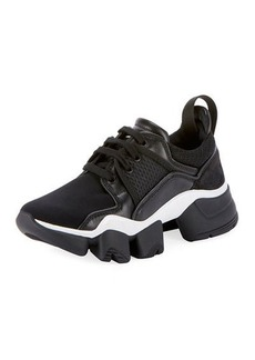 Givenchy Mixed Media Chunky Sneakers
