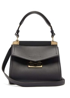 Givenchy Mystic small leather top-handle bag