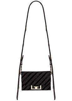 Givenchy Nano Eden Lasered Velvet Bag