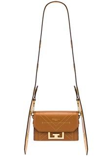 Givenchy Nano Eden Leather Contrasted Details Bag