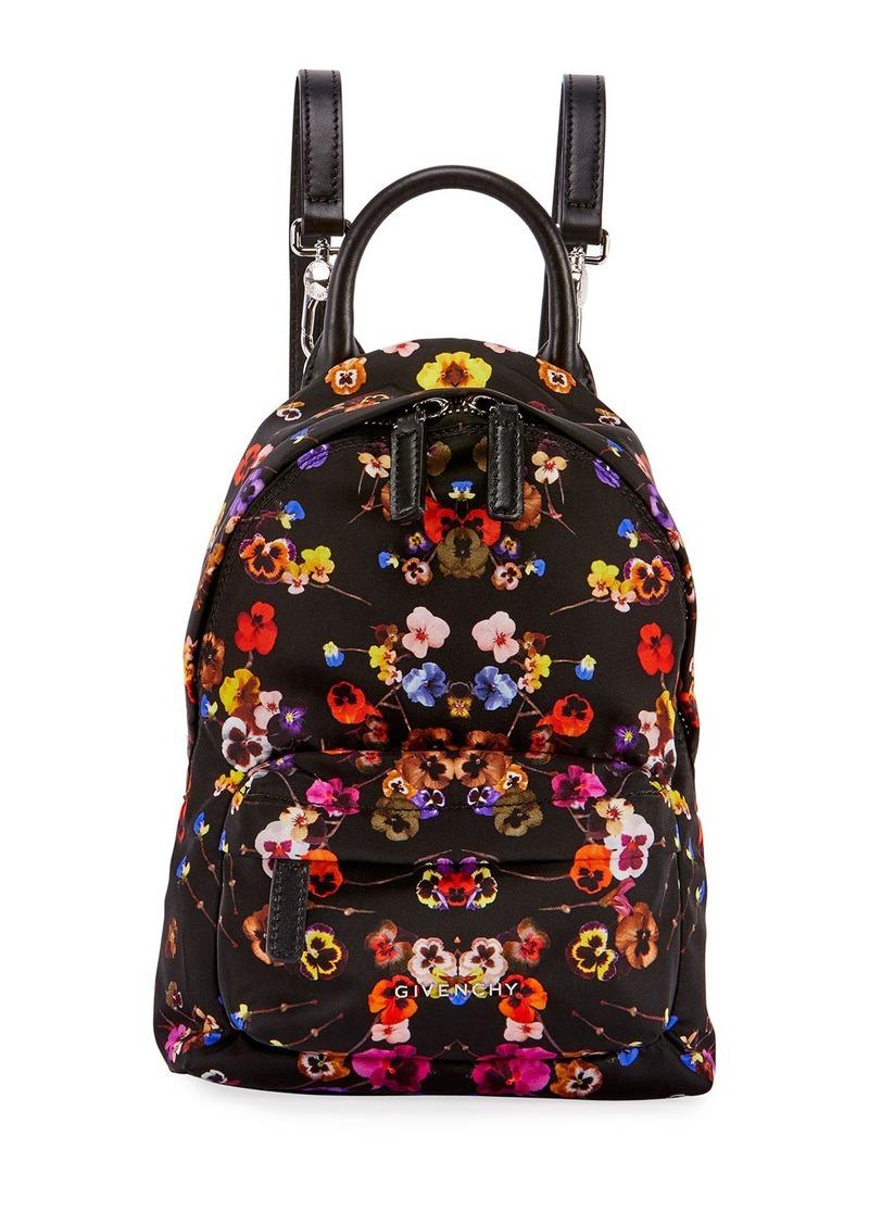 97082183cdb Givenchy Givenchy Nano Pansies Floral-Print Backpack   Handbags
