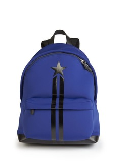 Givenchy Neoprene & Leather Star Backpack