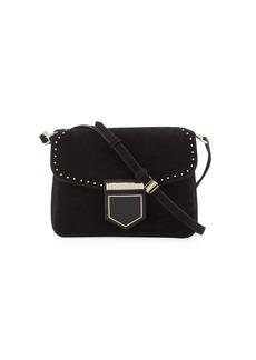 Givenchy Nobile Small Suede Shoulder Bag
