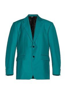 Givenchy Notch Lapel Oversize Jacket