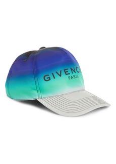 Givenchy Ombré Twill Baseball Cap