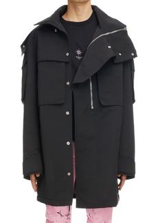 Givenchy Oversize Padded Parka