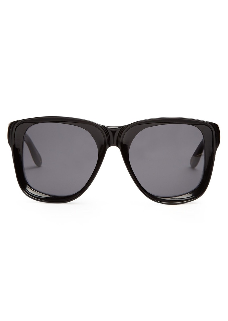 0f4bd686389ea Givenchy Givenchy Oversized square-frame acetate sunglasses