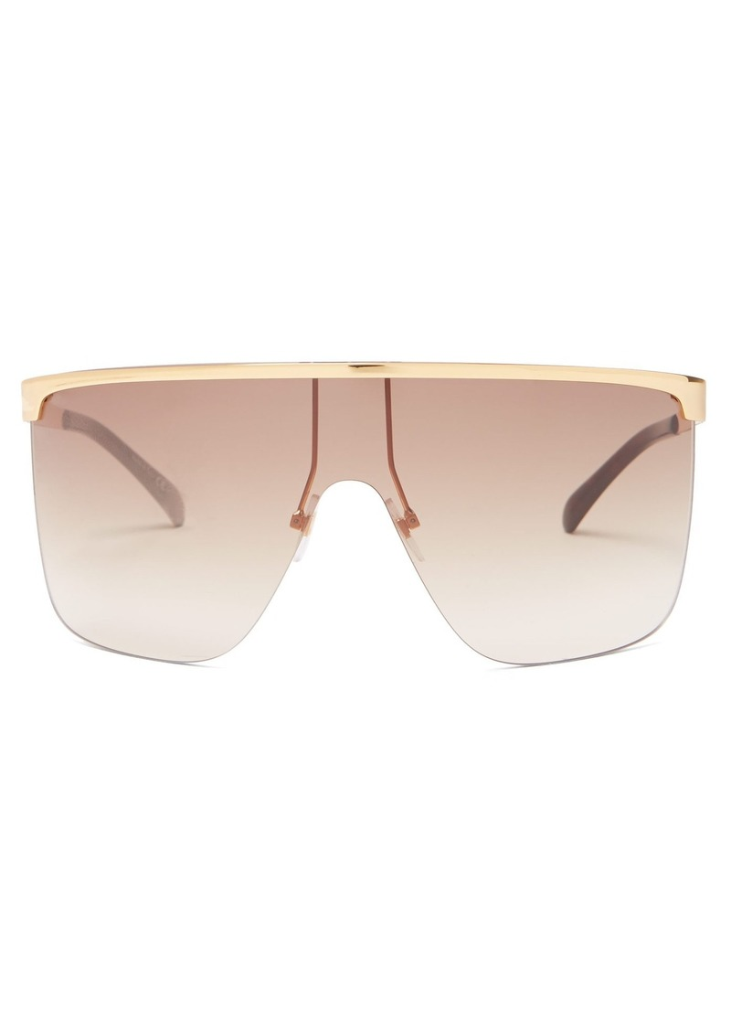 7d8ee4c00d6f On Sale today! Givenchy Givenchy Oversized square-frame sunglasses