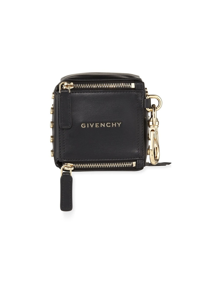 35c37db0de08 Givenchy Givenchy Pandora Cube Pouch Charm Keychain