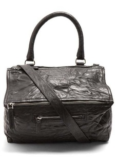Givenchy Pandora medium creased-leather bag