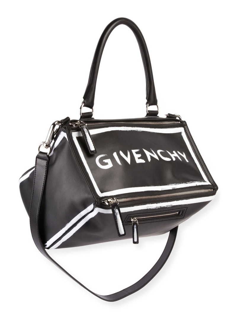 ee032d9272 Givenchy Givenchy Pandora Medium Graffiti Satchel Bag | Handbags