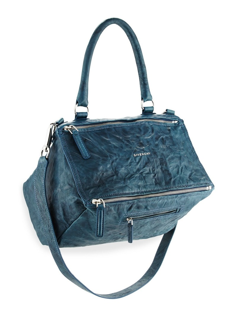 0f9cc320f9d1 Givenchy Givenchy Pandora Medium Pepe Leather Shoulder Bag