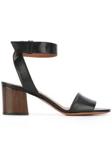Givenchy 'Paris' ankle-strap sandals - Black