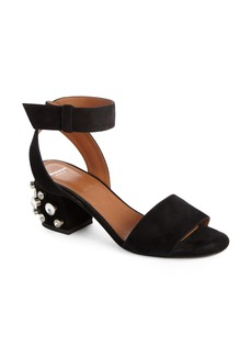 Givenchy Paris Crystal Ankle Strap Sandal (Women)