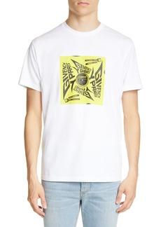 Givenchy Paris Square Sun Graphic T-Shirt