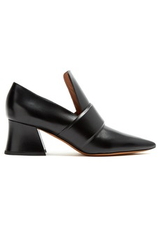 Givenchy Patricia point-toe leather loafers