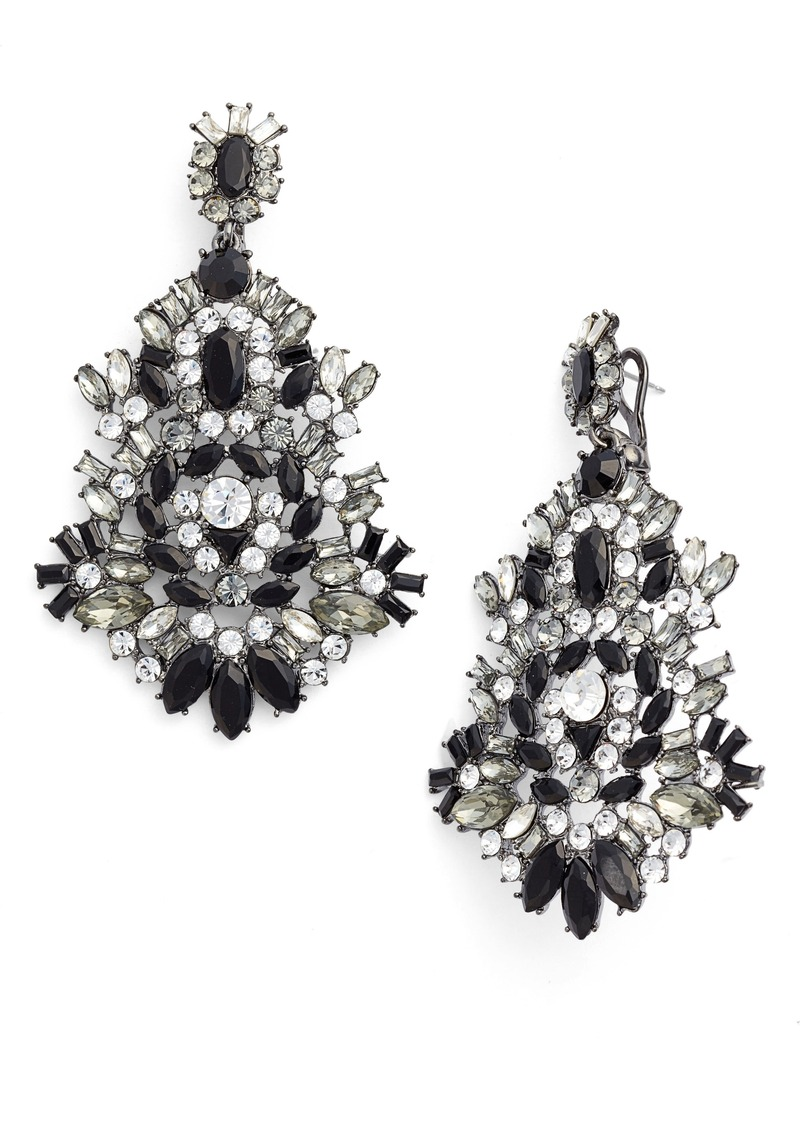 Givenchy givenchy phoenix drama chandelier earrings jewelry shop givenchy phoenix drama chandelier earrings mozeypictures Image collections