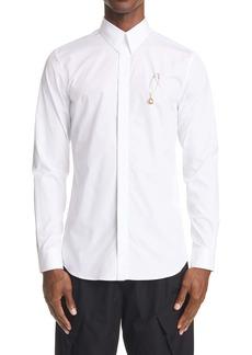 Givenchy Pin Detail Shirt