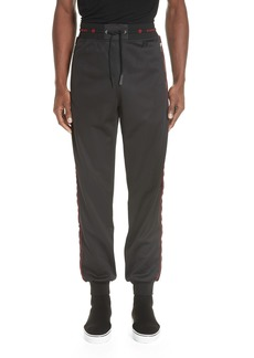 Givenchy Piped Track Pants