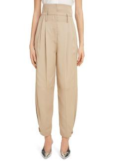 Givenchy Pleated High Waist Pants