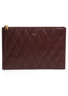 Givenchy Quilted Leather Pouch