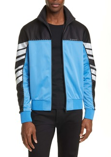 Givenchy Reflective Stripe Track Jacket