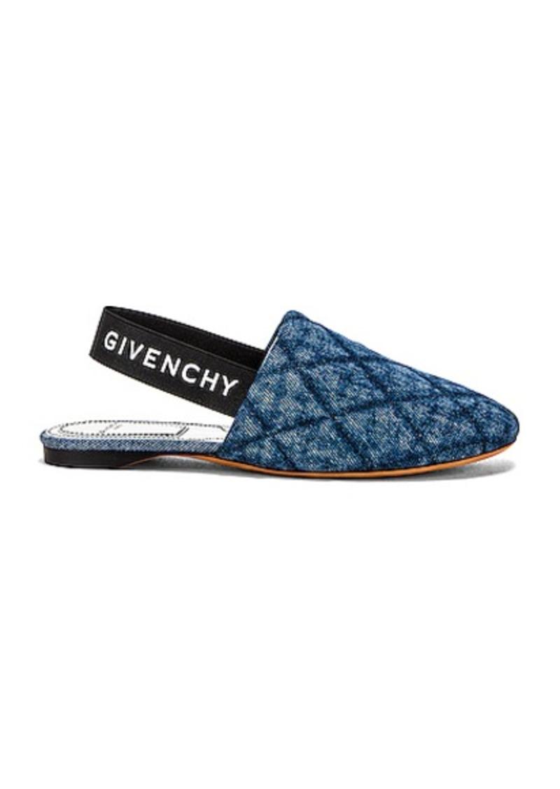 Givenchy Rivington Sling Back Flat