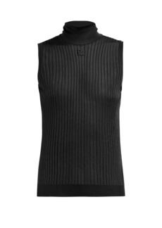 Givenchy Roll-neck stretch-knit top
