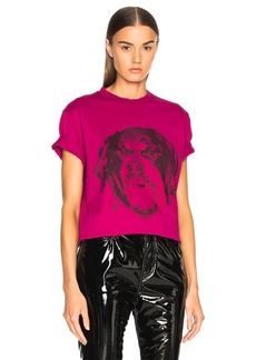 Givenchy Rottweiler Printed Graphic Tee