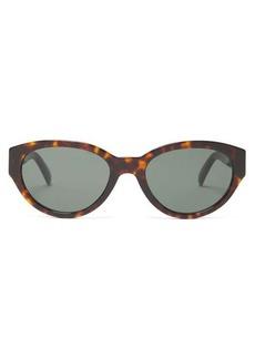 Givenchy Round tortoiseshell-acetate sunglasses