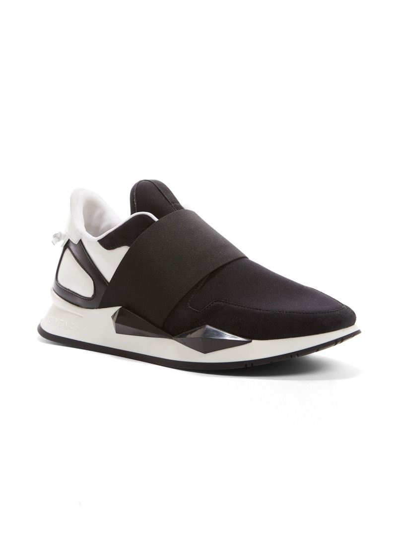 On Givenchy Elastic Slip SneakerwomenShoes Runner YfgI76vmby