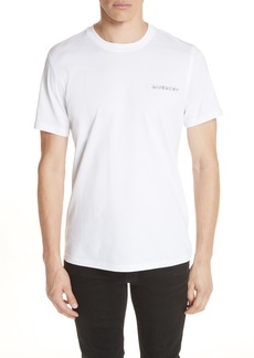 Givenchy Sequin Logo T-Shirt